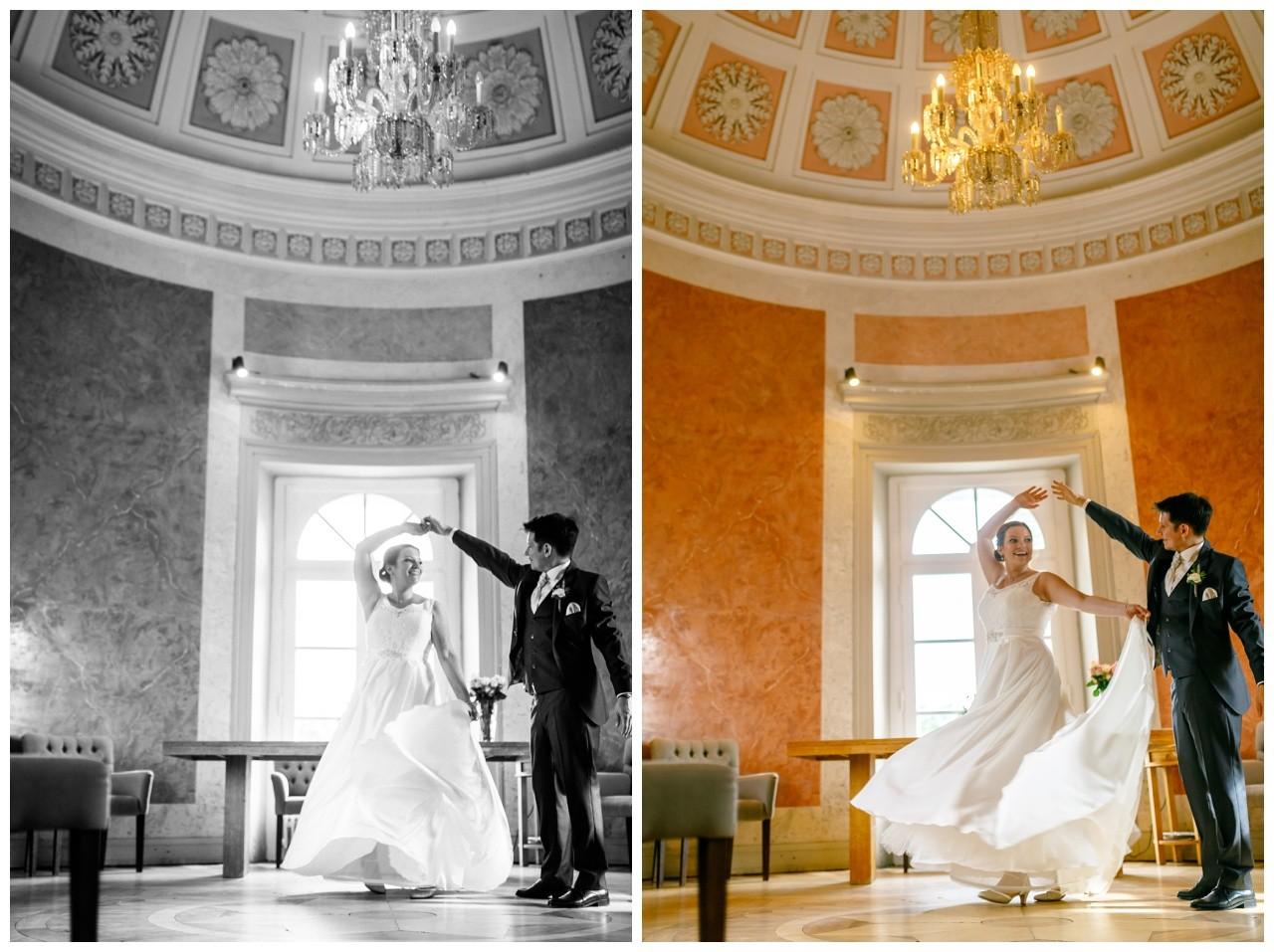 Hochzeit im Elisenturm in Wuppertal