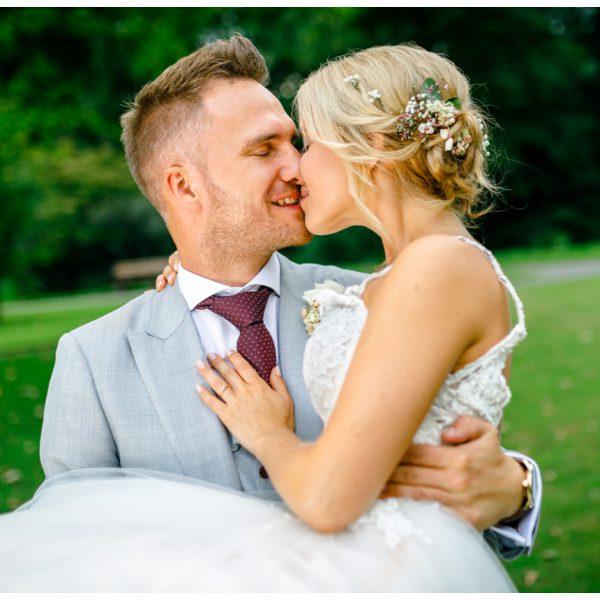 Hochzeitsfotos in Recklinghausen vom Hochzeitsfotograf Ruhrpott