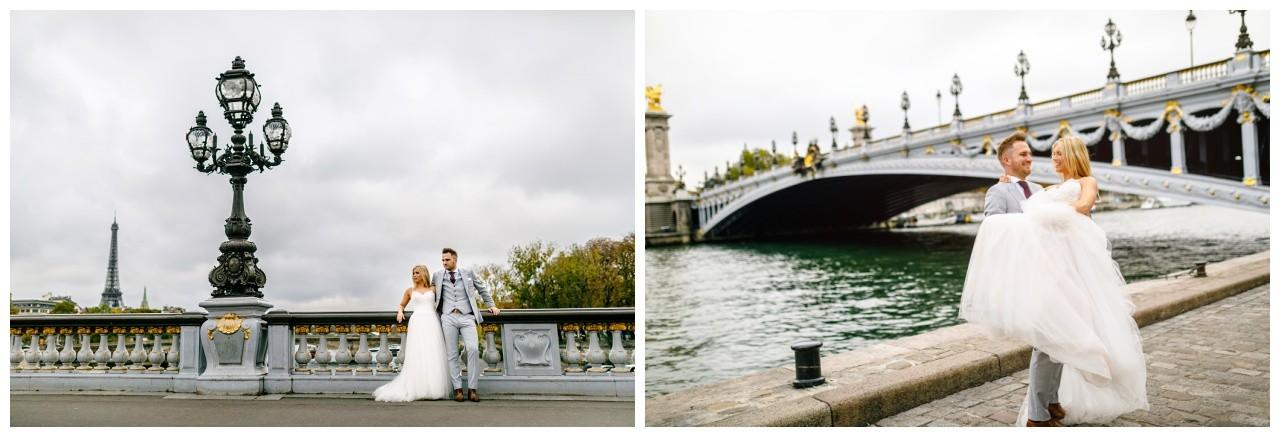 After Wedding Shooting in Paris, Hochzeitsbilder in Paris.