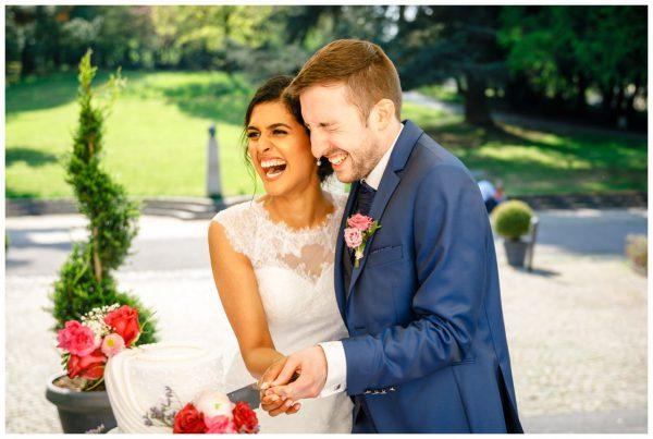 Hochzeitsfotos La Redoute Bonn