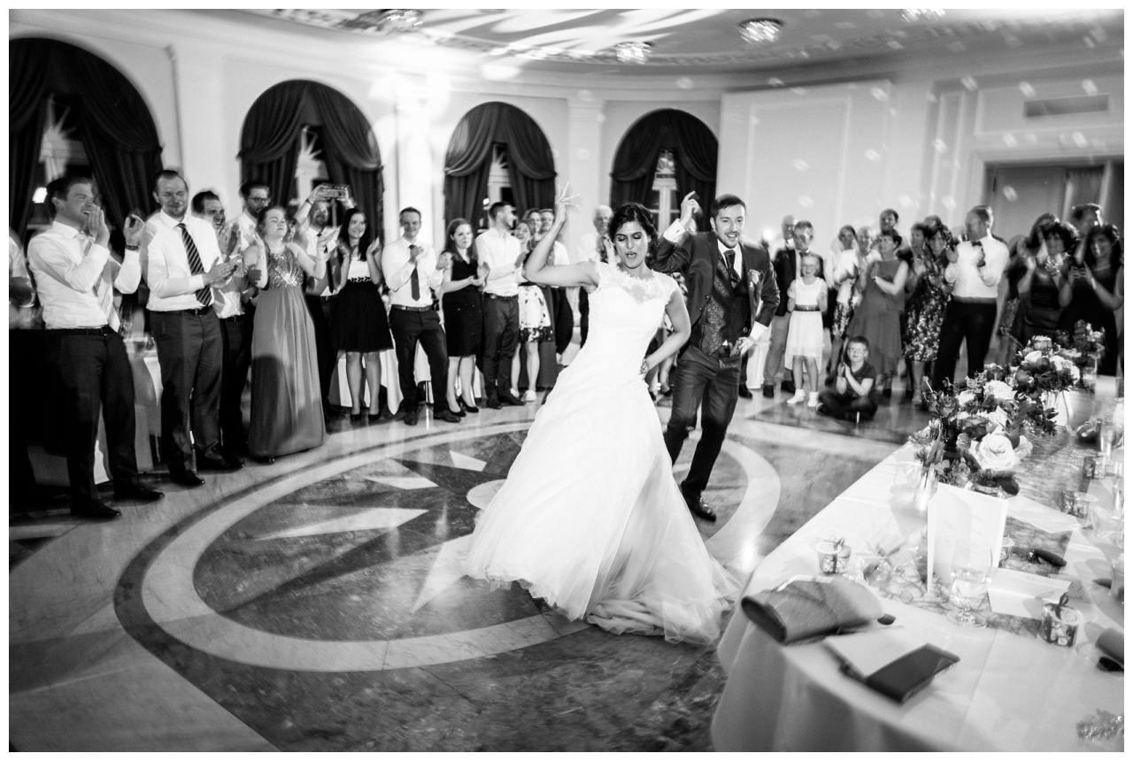 Bollywood Tanz zur Hochzeit