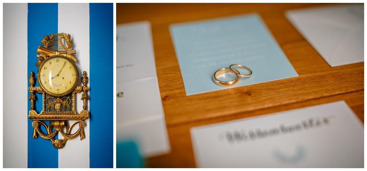 Details zur Hochzeit