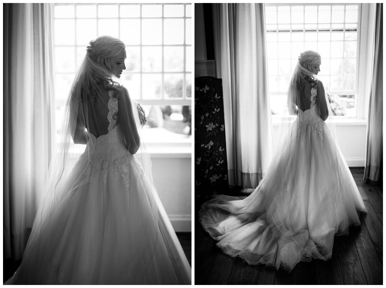 Fotos beim Fertigmachen vor der Hochzeit?