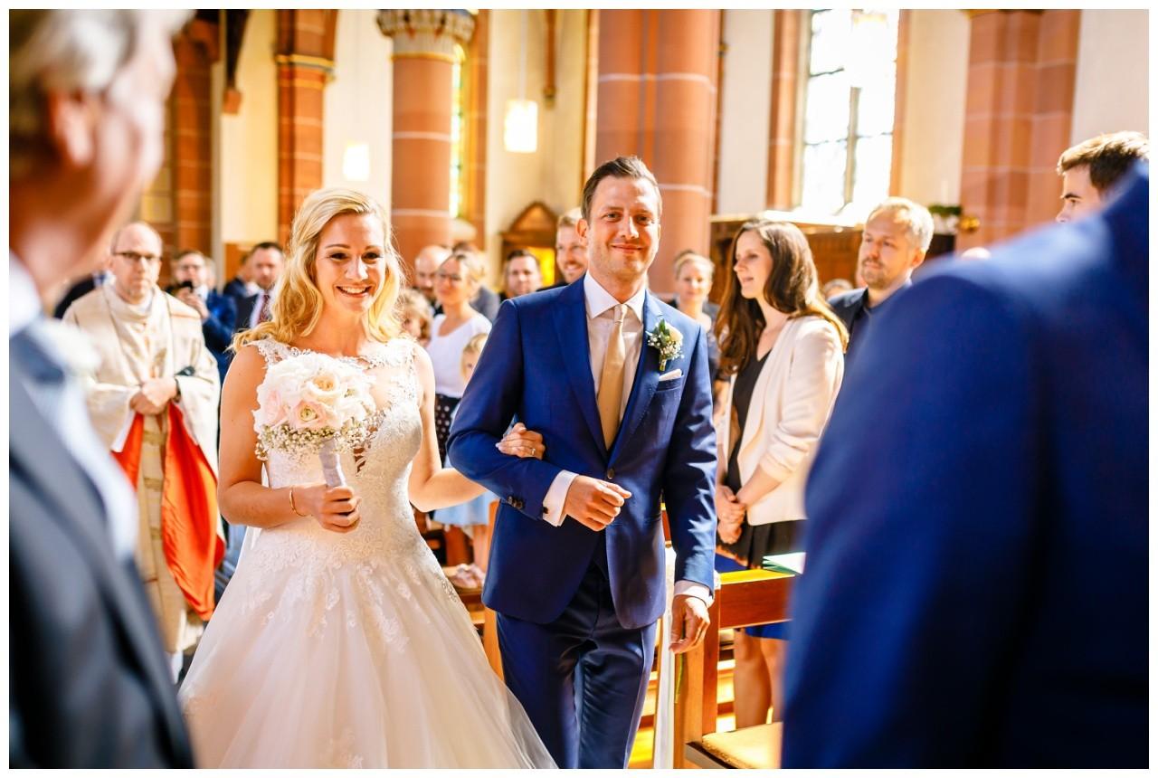 kirchliche Hochzeit in Weeze