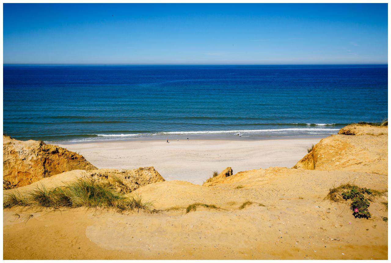 Der Strand von Sylt