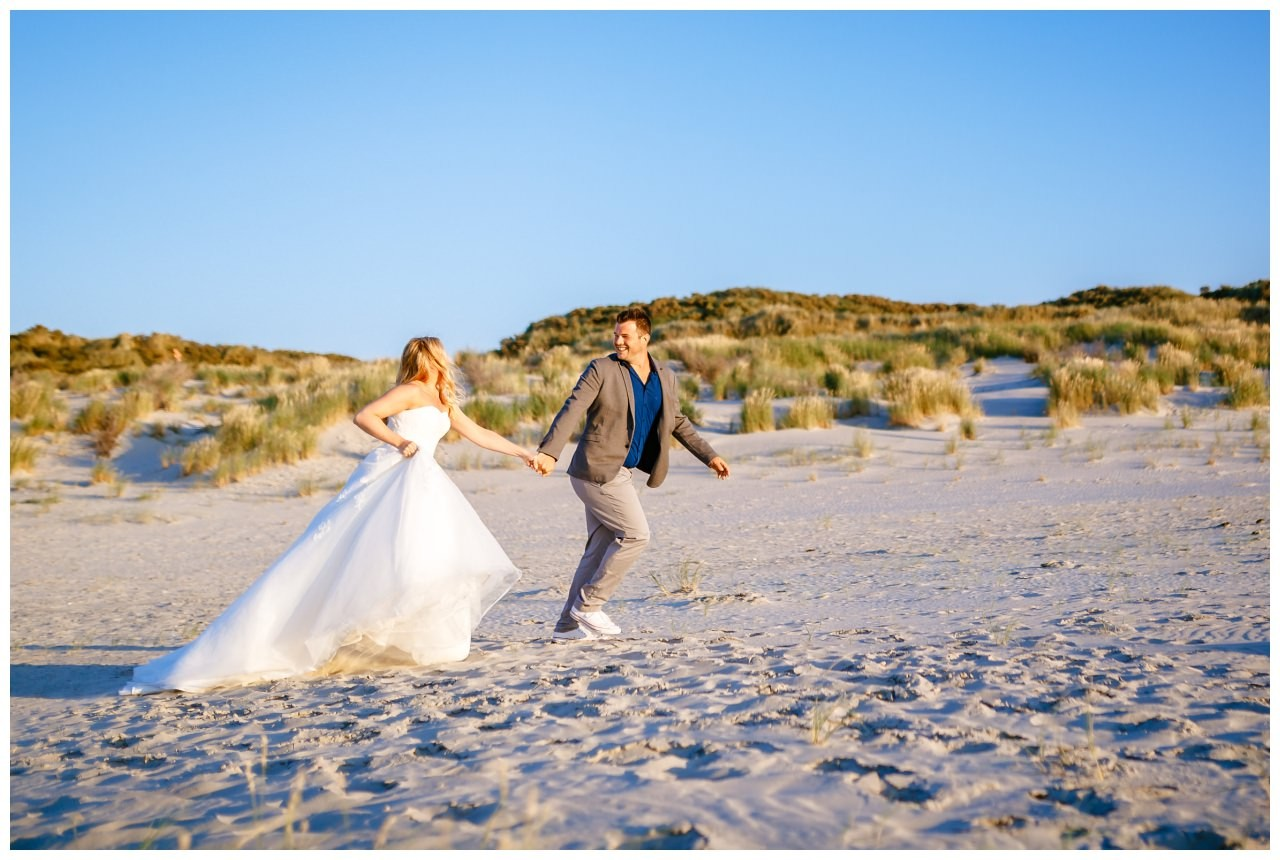 After Wedding Shooting Juist Hochzeitsfotos Nordsee Fotograf Insel 02 - After Wedding Shooting auf Juist