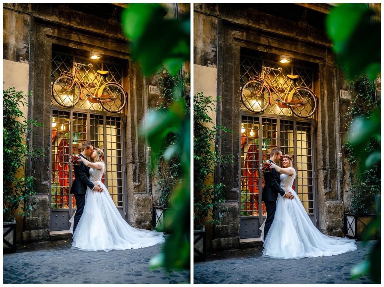 Hochzeitsfotos Rom After Wedding Shooting Hochzeitsfotograf Italien 01 - After Wedding Shooting in Rom