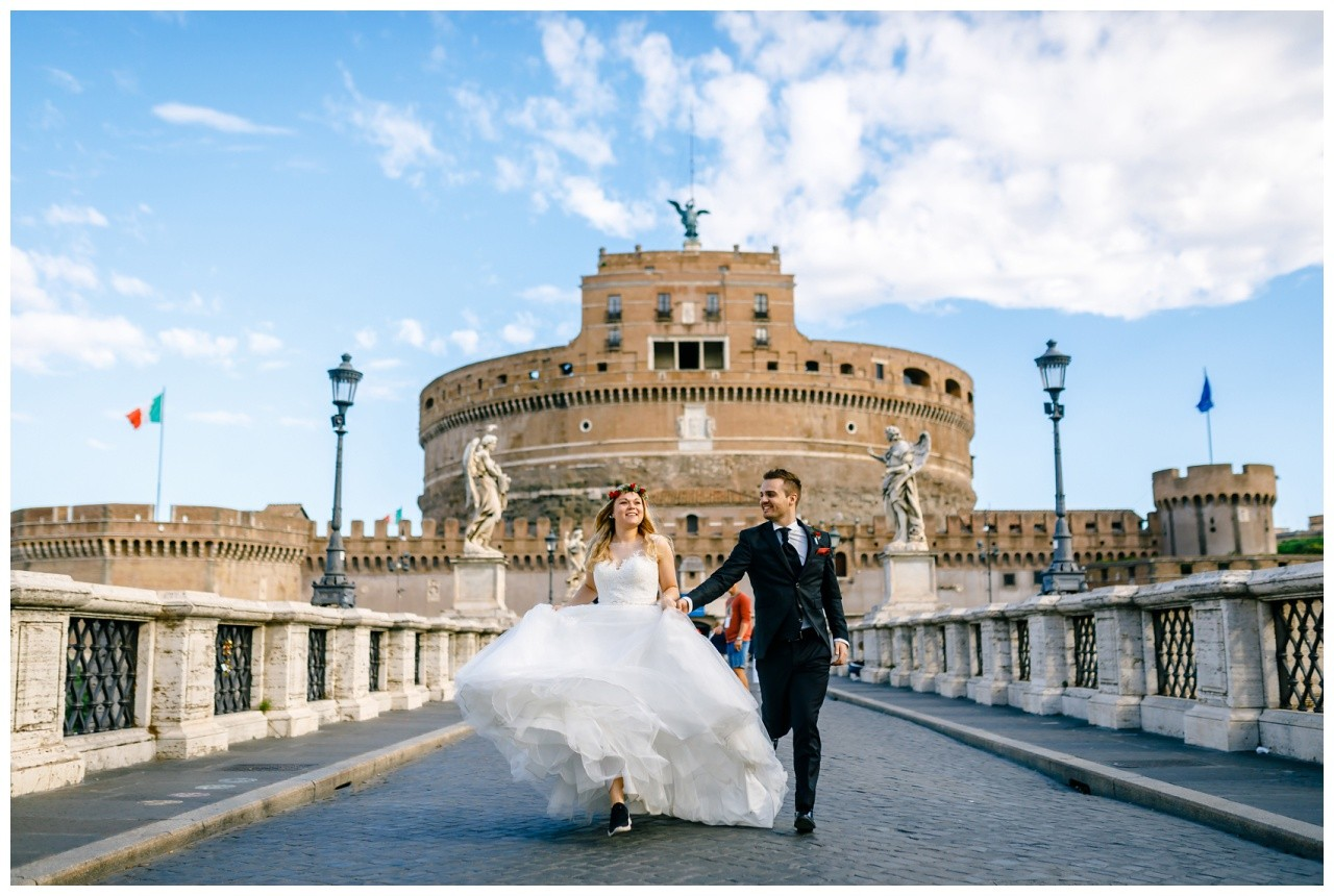Hochzeitsfotos Rom After Wedding Shooting Hochzeitsfotograf Italien 25 - Vorteile einer Auslandshochzeit