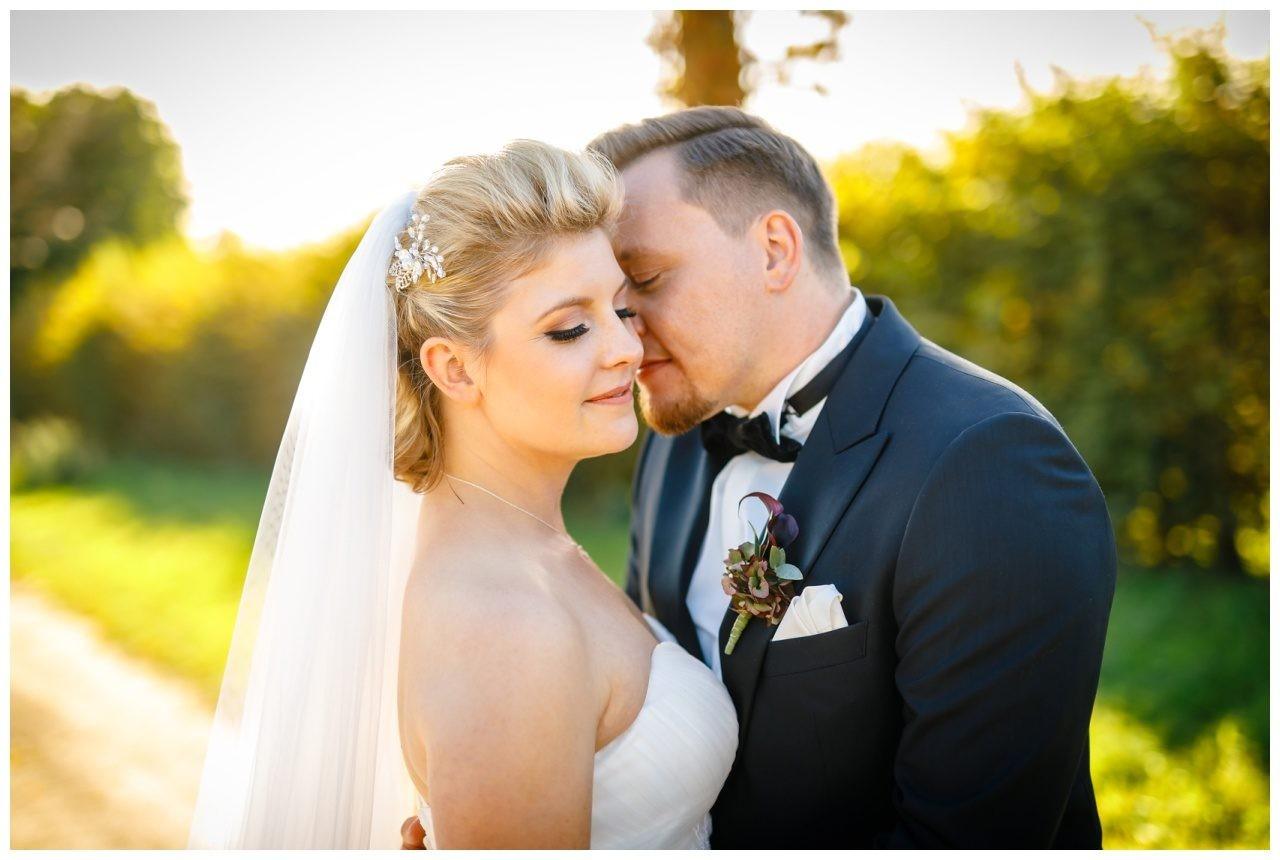 Hochzeitsfoto in Willich.