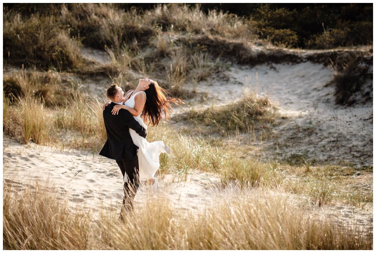 Hochzeitsfotos Texel After Wedding Shooting Hochzeitsfotograf 3 - Planung einer Hochzeit im Ausland