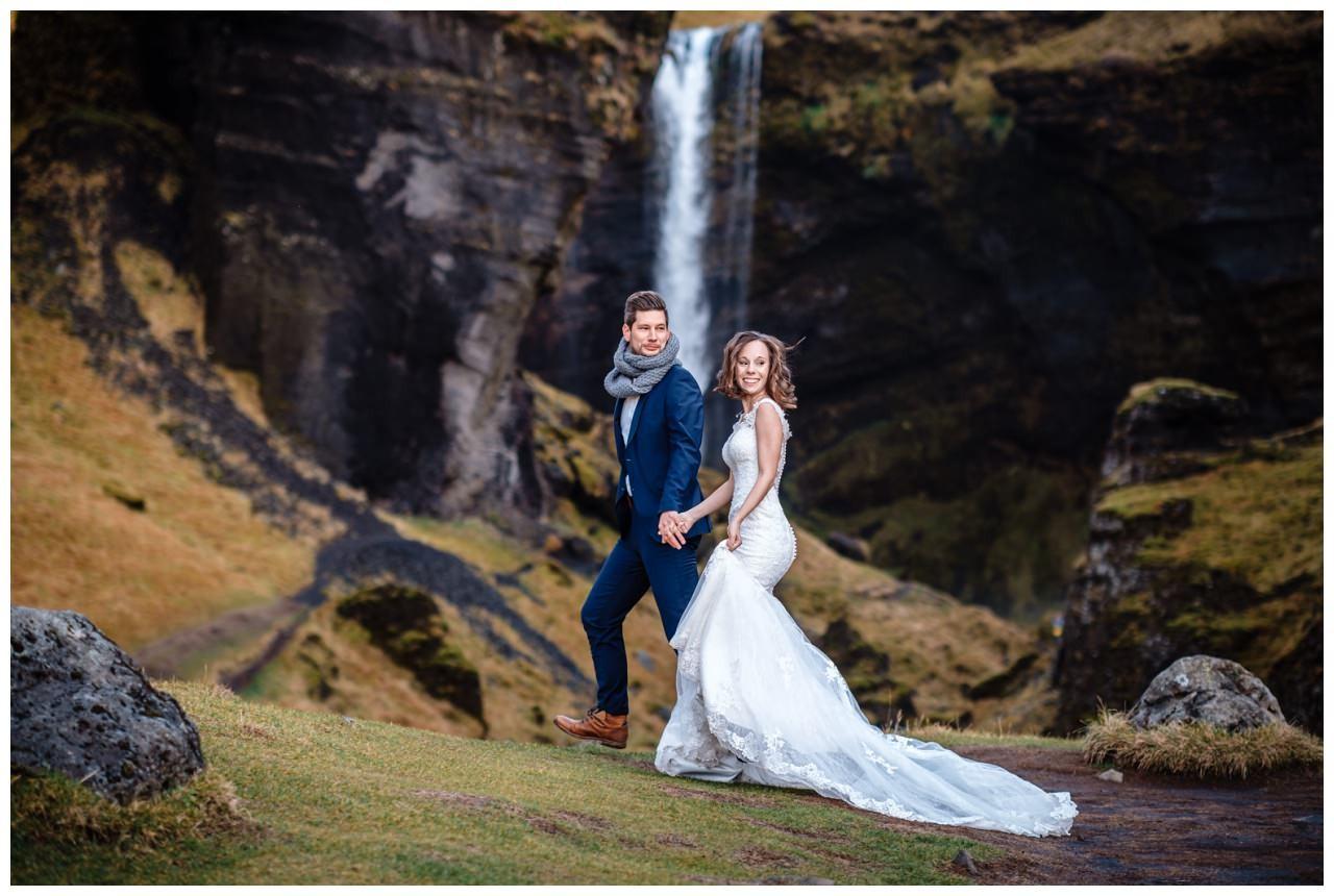 After Wedding Shooting Island Hochzeitsfotos Fotograf 17 - After Wedding Shooting auf Island