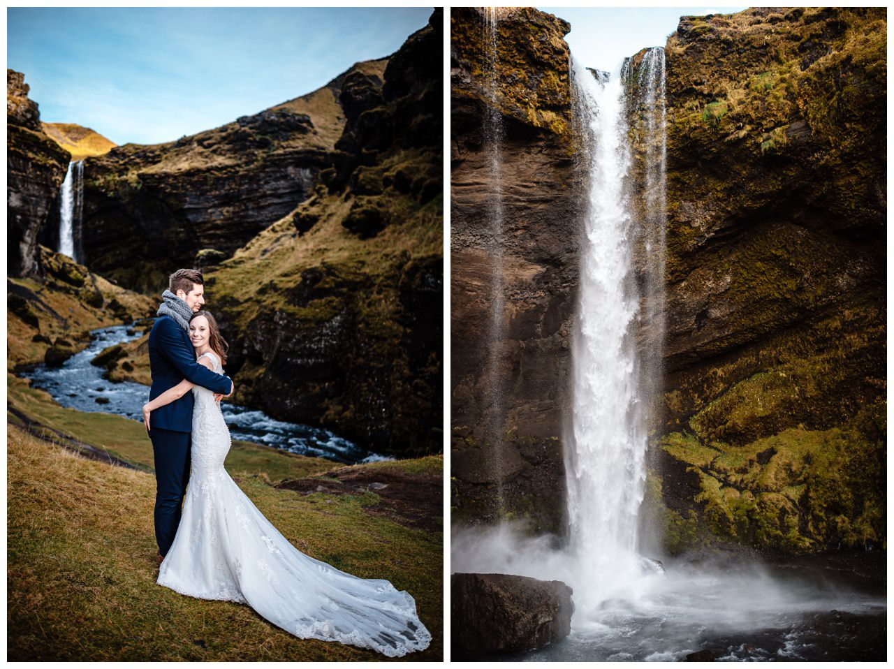 After Wedding Shooting Island Hochzeitsfotos Fotograf 20 - After Wedding Shooting auf Island