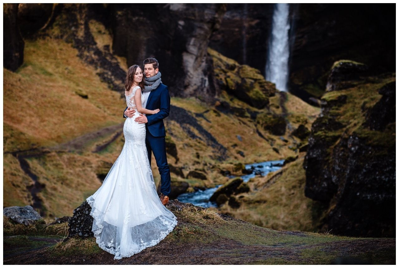 After Wedding Shooting Island Hochzeitsfotos Fotograf 21 - After Wedding Shooting auf Island