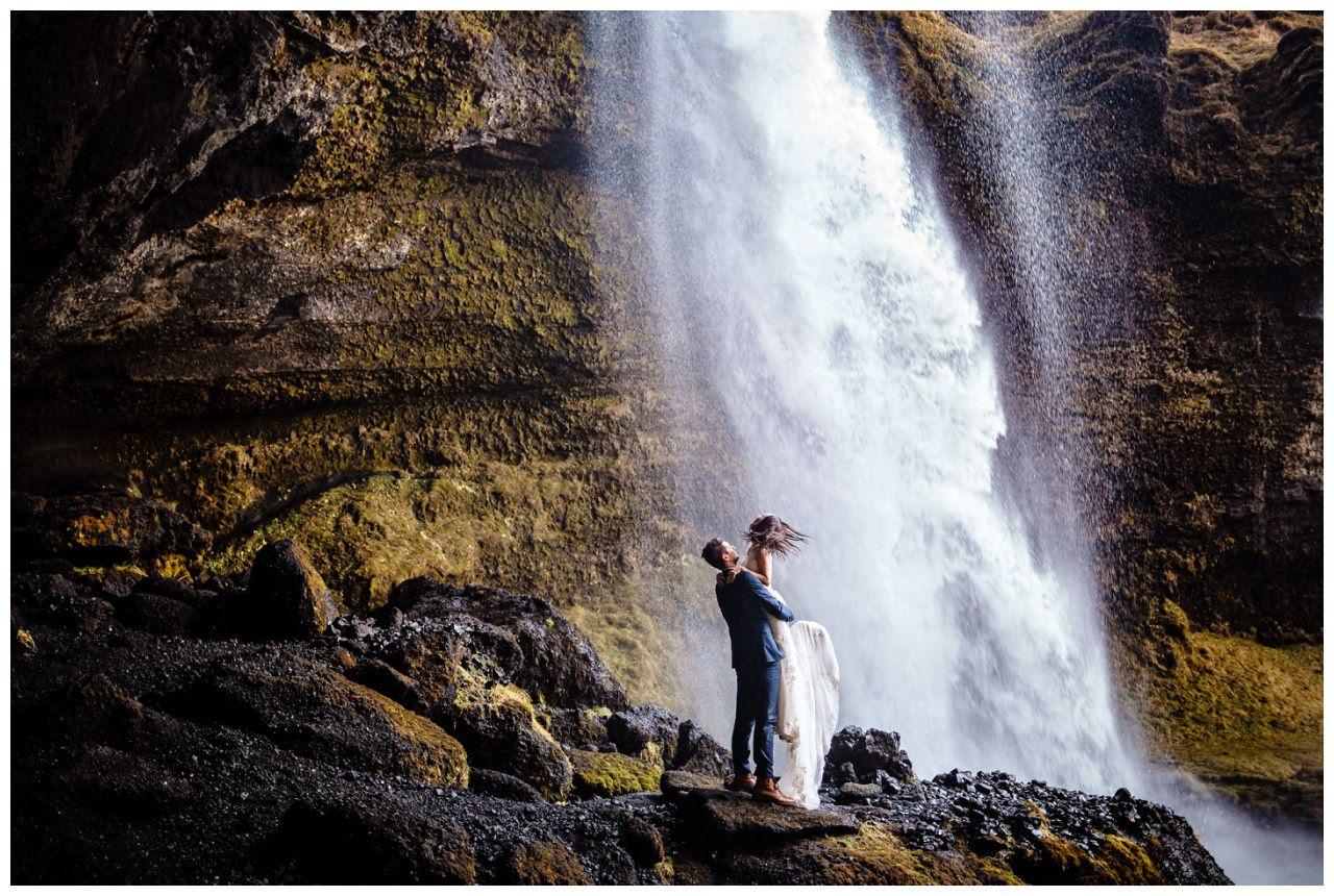 After Wedding Shooting Island Hochzeitsfotos Fotograf 24 - After Wedding Shooting auf Island