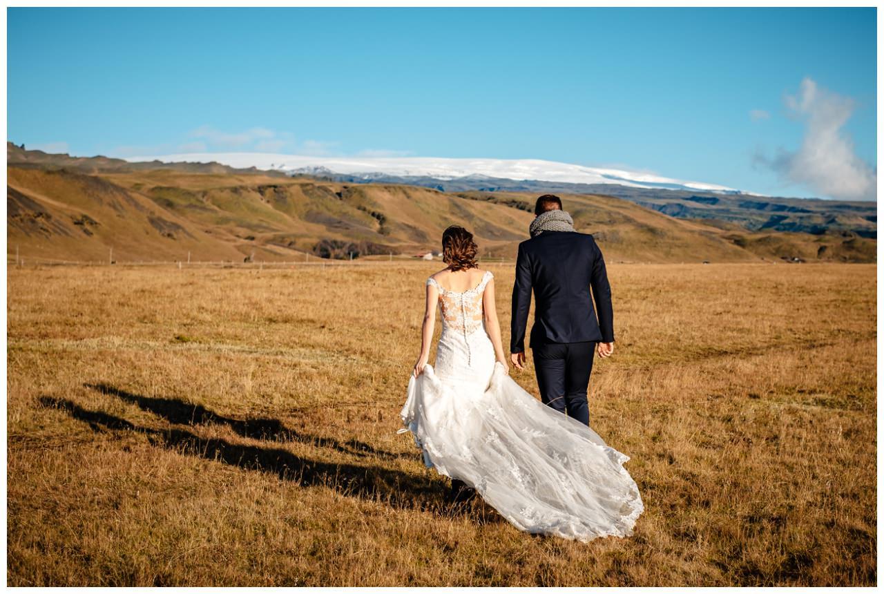 After Wedding Shooting Island Hochzeitsfotos Fotograf 31 - After Wedding Shooting auf Island