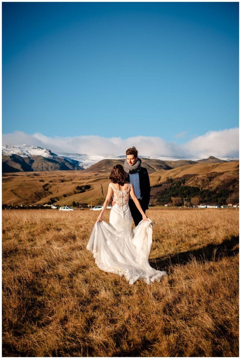 After Wedding Shooting Island Hochzeitsfotos Fotograf 38 - After Wedding Shooting auf Island