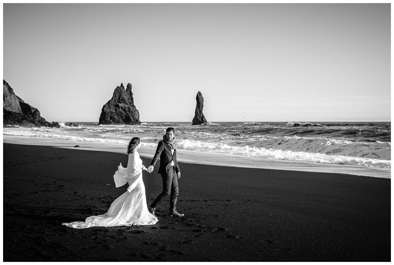 After Wedding Shooting Island Hochzeitsfotos Fotograf 41 - After Wedding Shooting auf Island