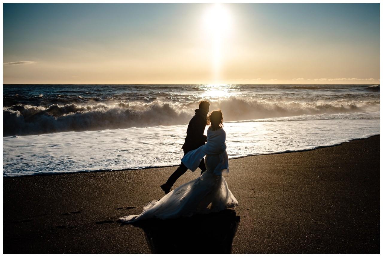 After Wedding Shooting Island Hochzeitsfotos Fotograf 42 - After Wedding Shooting auf Island