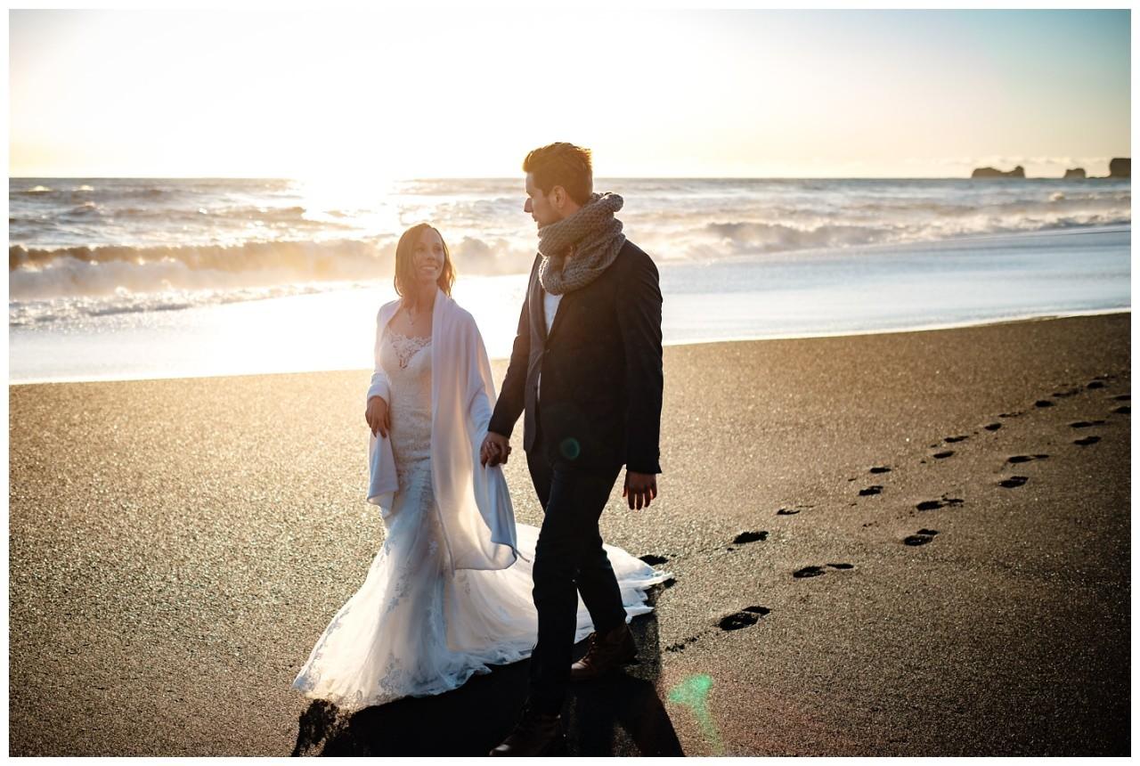 After Wedding Shooting Island Hochzeitsfotos Fotograf 44 - After Wedding Shooting auf Island