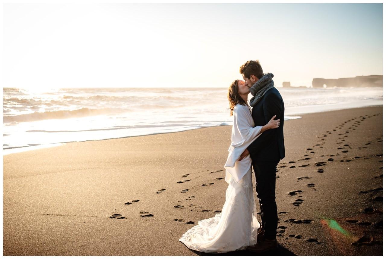After Wedding Shooting Island Hochzeitsfotos Fotograf 45 - After Wedding Shooting auf Island