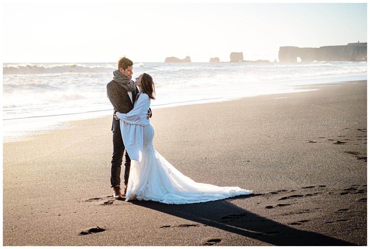 After Wedding Shooting Island Hochzeitsfotos Fotograf 46 - After Wedding Shooting auf Island