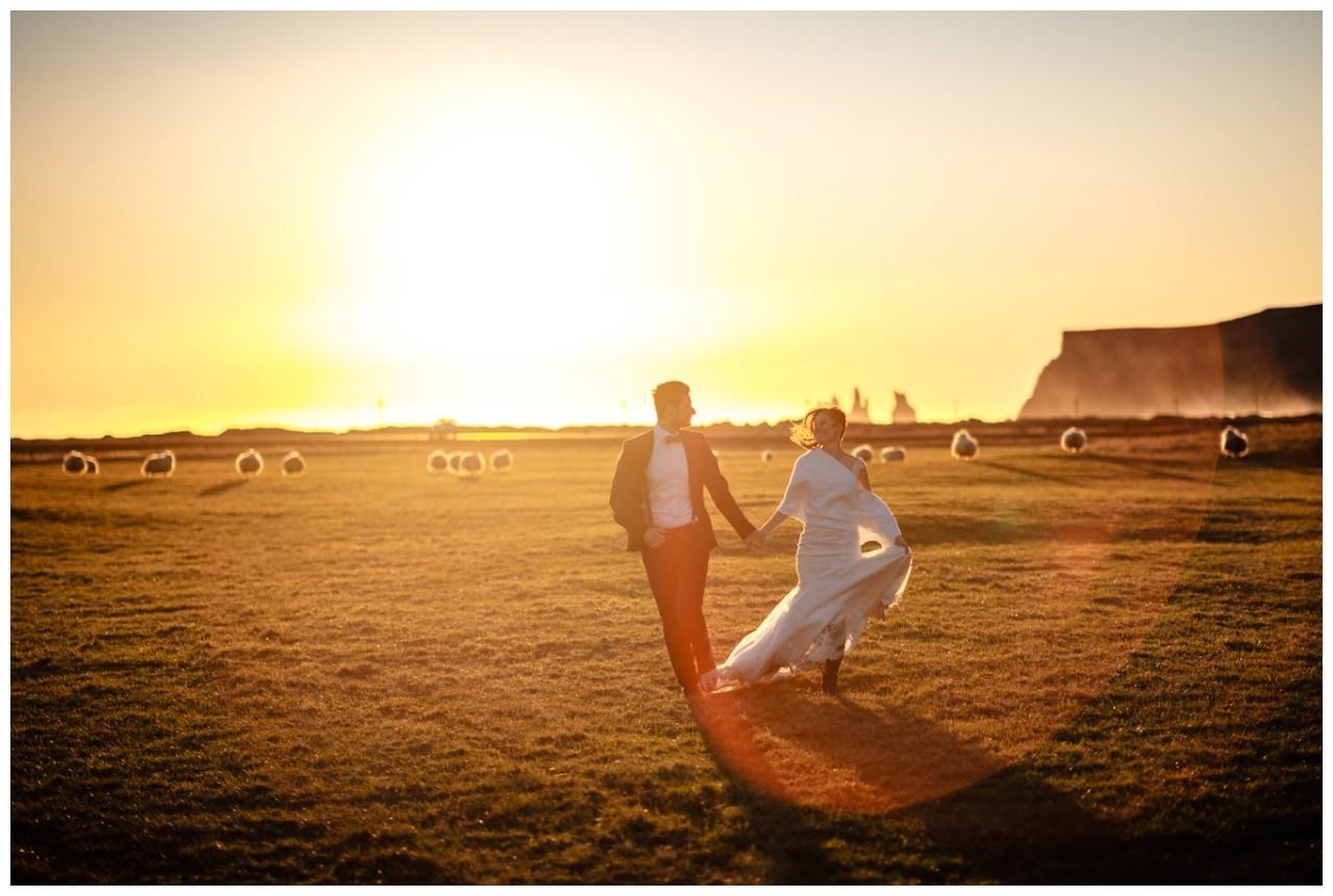 After Wedding Shooting Island Hochzeitsfotos Fotograf 52 - After Wedding Shooting auf Island