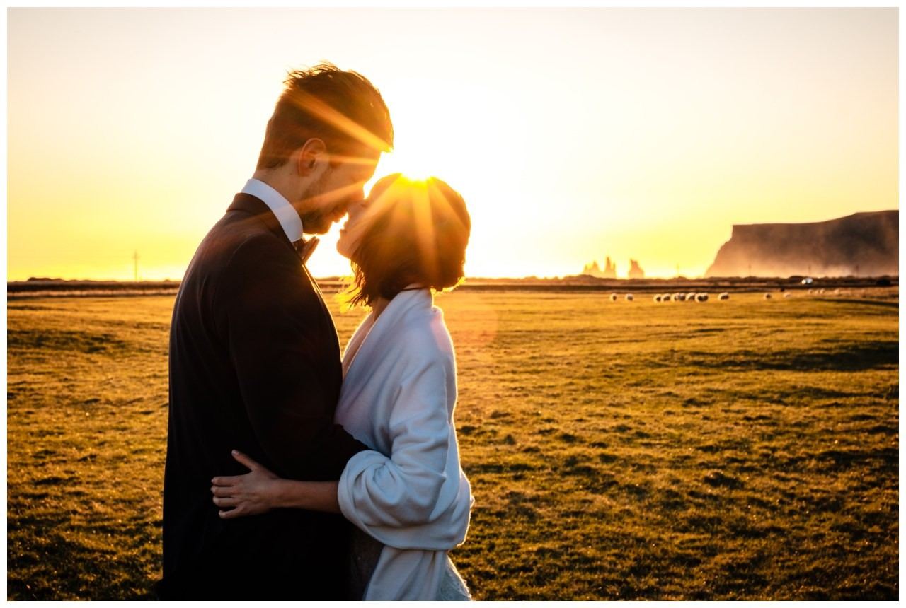 After Wedding Shooting Island Hochzeitsfotos Fotograf 54 - After Wedding Shooting auf Island