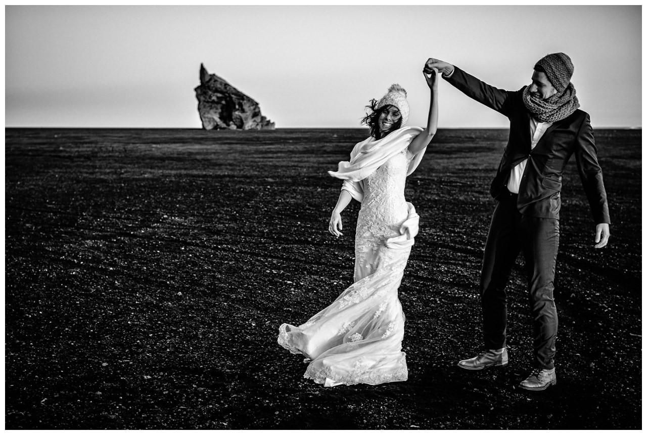 After Wedding Shooting Island Hochzeitsfotos Fotograf 55 - After Wedding Shooting auf Island