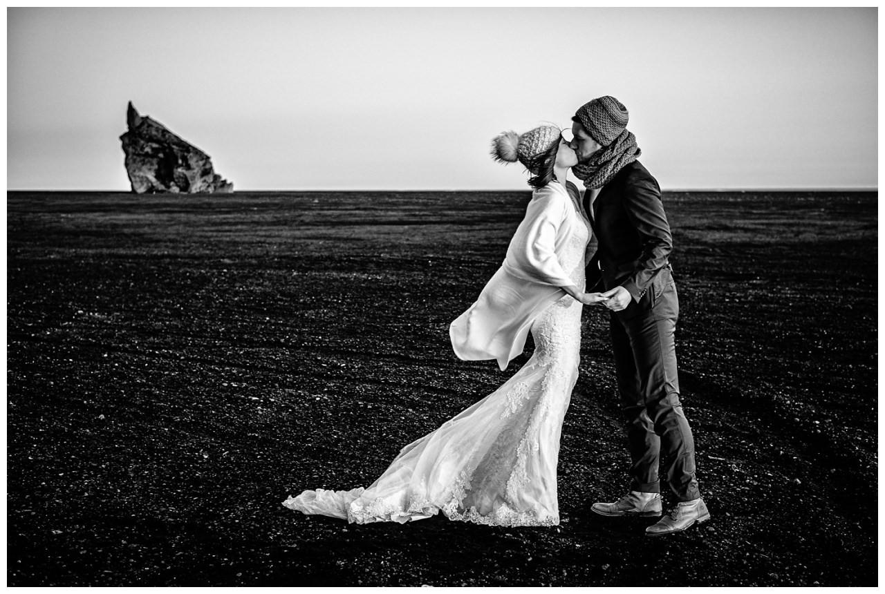 After Wedding Shooting Island Hochzeitsfotos Fotograf 57 - After Wedding Shooting auf Island