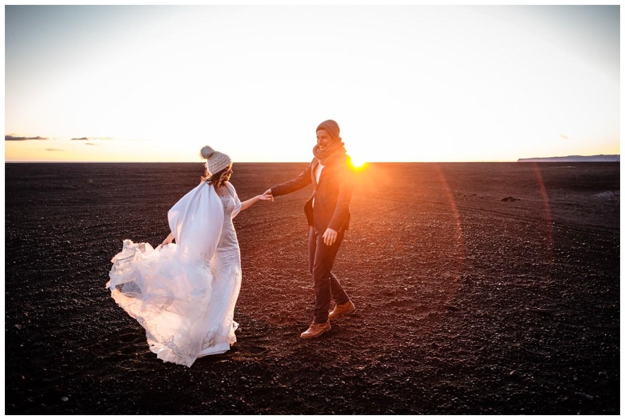 After Wedding Shooting Island Hochzeitsfotos Fotograf 59 - After Wedding Shooting auf Island