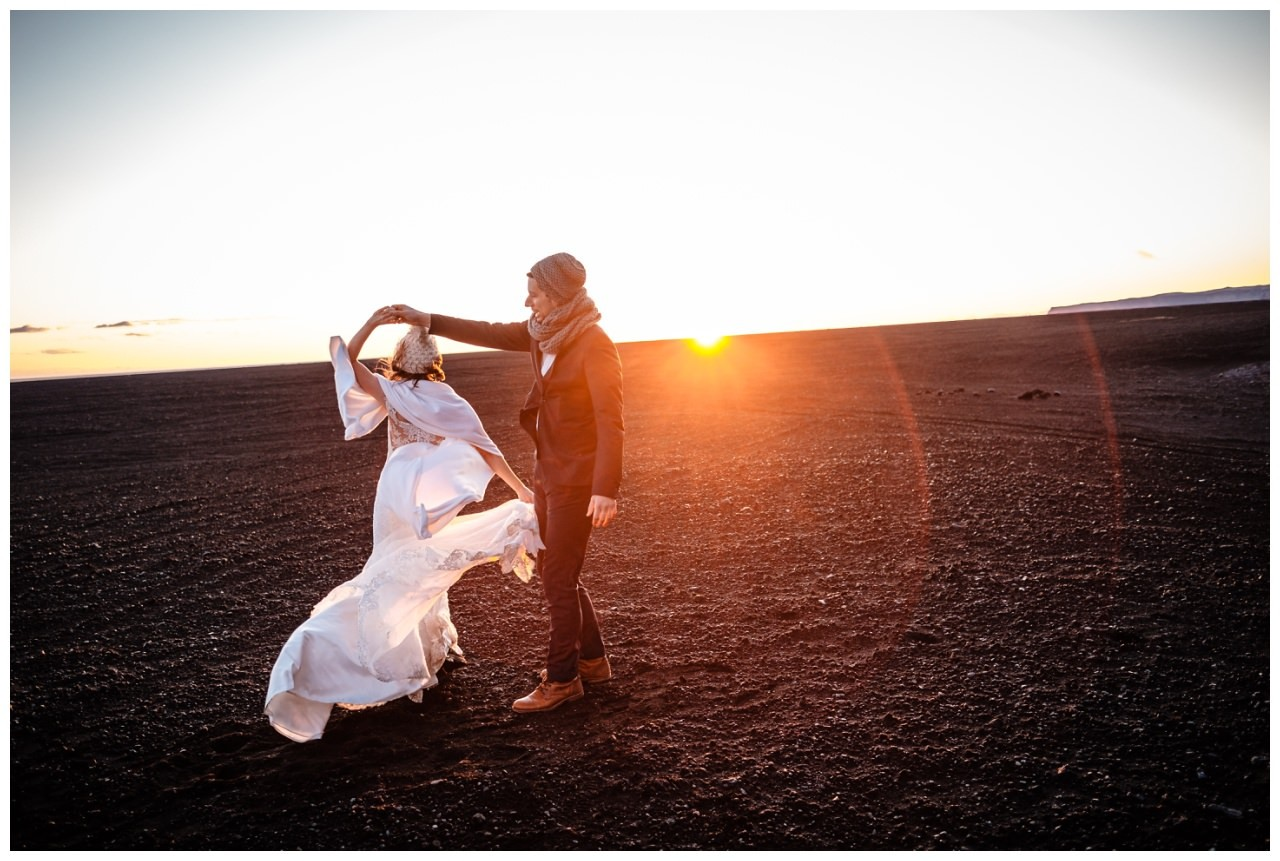 After Wedding Shooting Island Hochzeitsfotos Fotograf 60 - After Wedding Shooting auf Island