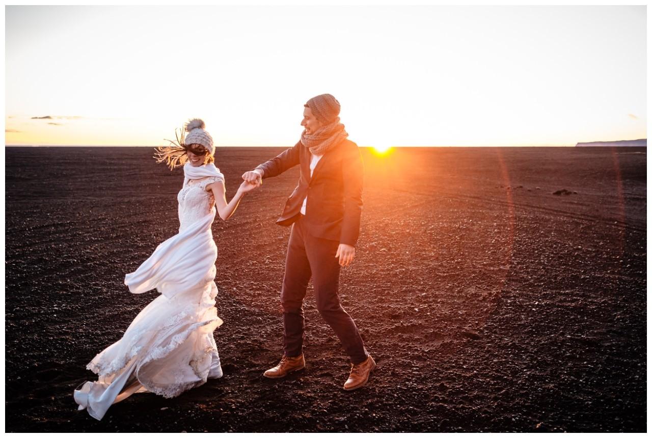 After Wedding Shooting Island Hochzeitsfotos Fotograf 62 - After Wedding Shooting auf Island