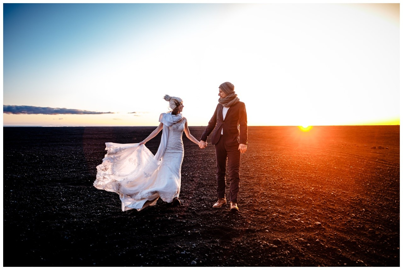 After Wedding Shooting Island Hochzeitsfotos Fotograf 64 - After Wedding Shooting auf Island