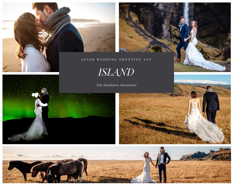After Wedding Shooting Island - After Wedding Shooting auf Island