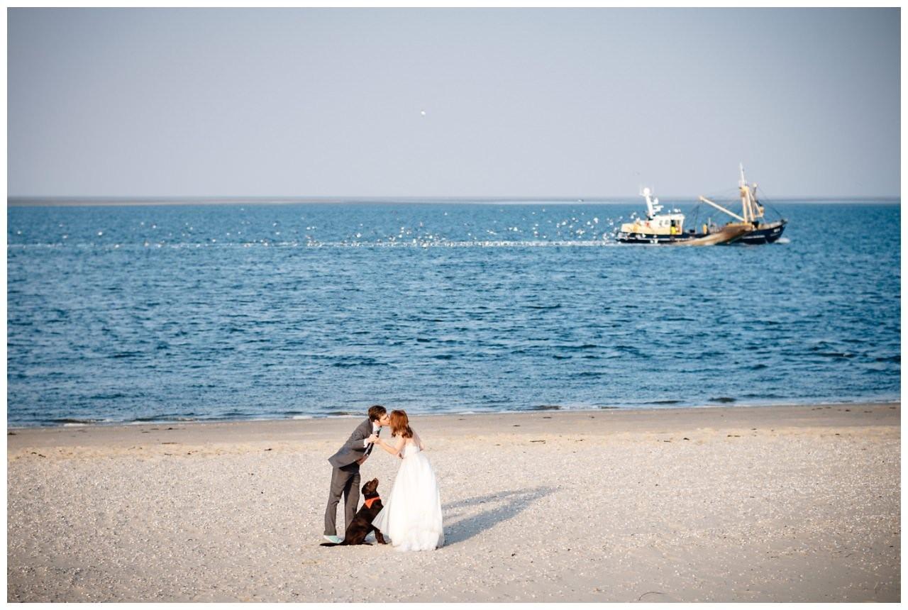 After Wedding Shooting Holland Hochzeitsbilder Texel Fotograf 44 - Vorteile einer Auslandshochzeit