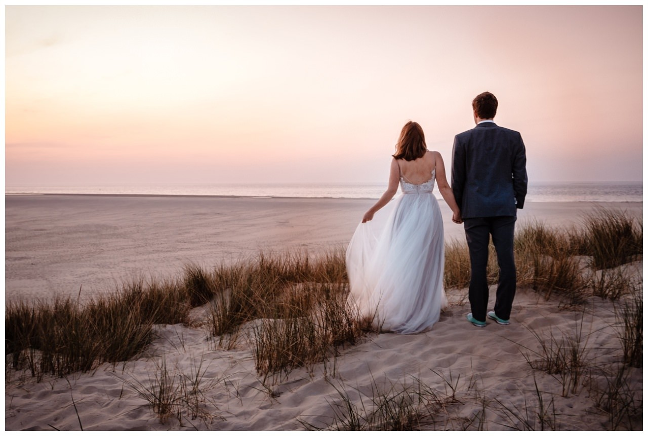 After Wedding Shooting Holland Hochzeitsbilder Texel Fotograf 65 - Planung einer Hochzeit im Ausland