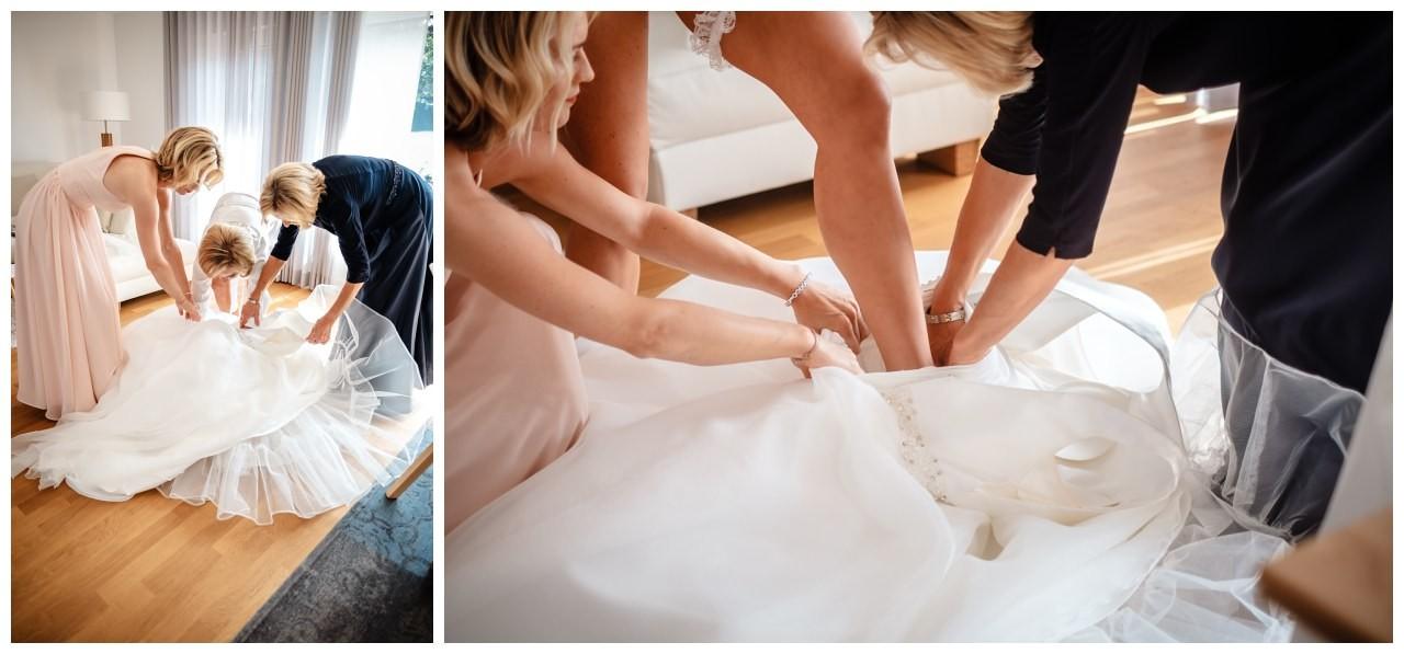 Hochzeit Seeblick Haltern Fotograf Heiraten Elegant  13 - Hochzeit im Seeblick in Haltern