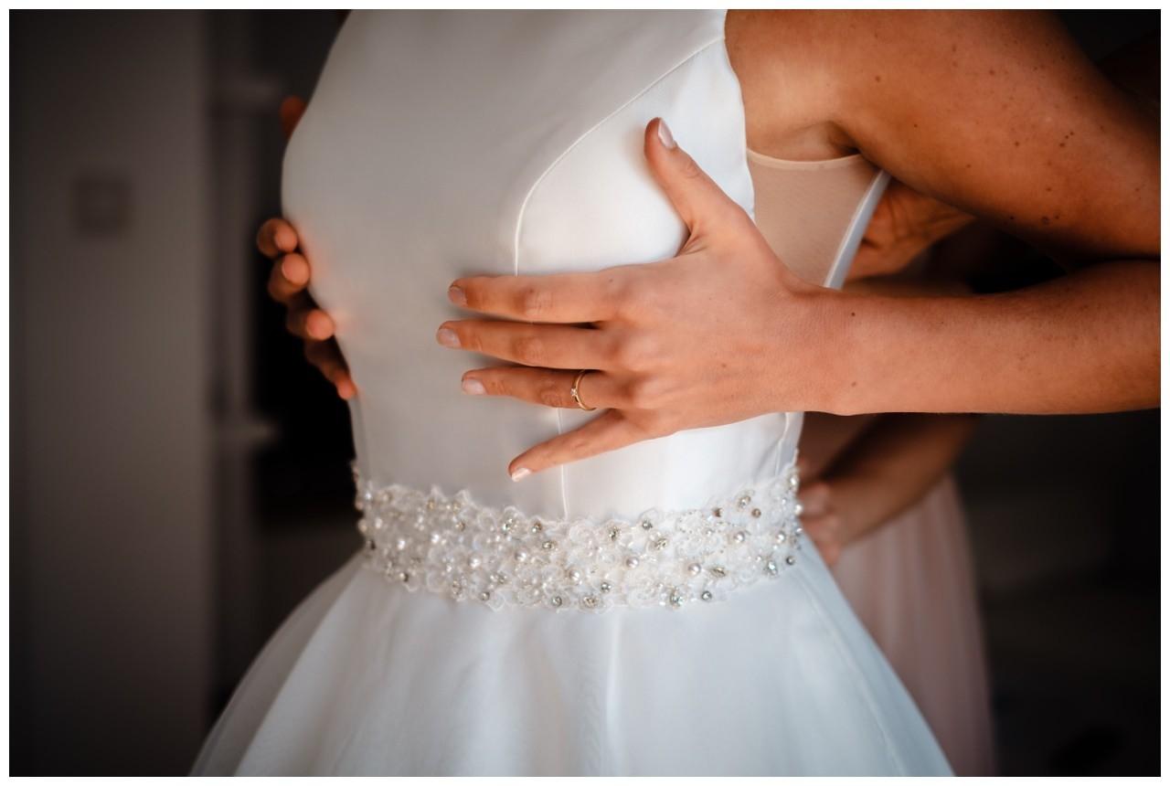 Hochzeit Seeblick Haltern Fotograf Heiraten Elegant  14 - Hochzeit im Seeblick in Haltern