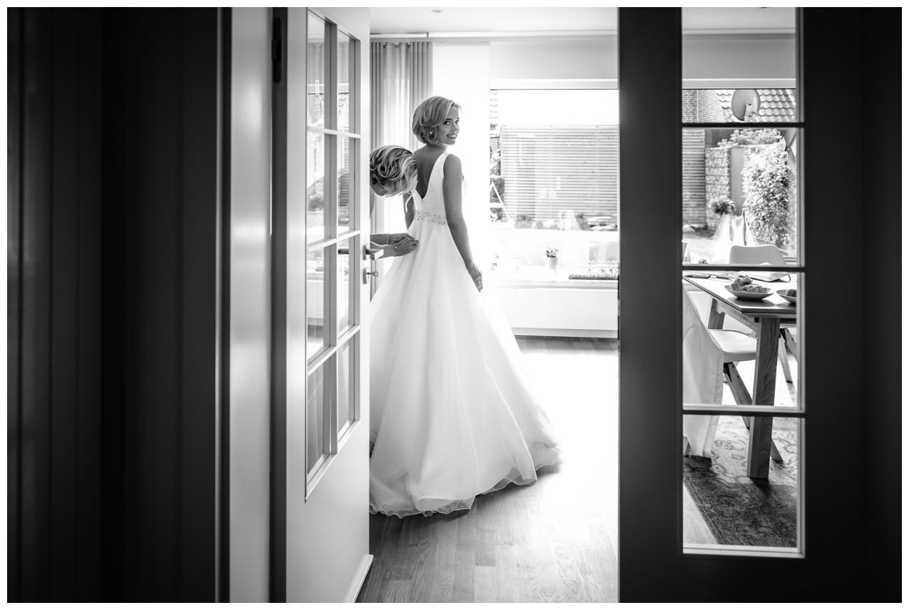 Hochzeit Seeblick Haltern Fotograf Heiraten Elegant  18 - Hochzeit im Seeblick in Haltern
