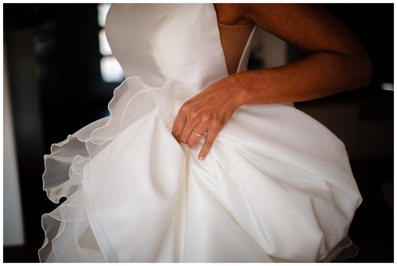 Hochzeit Seeblick Haltern Fotograf Heiraten Elegant  19 - Hochzeit im Seeblick in Haltern
