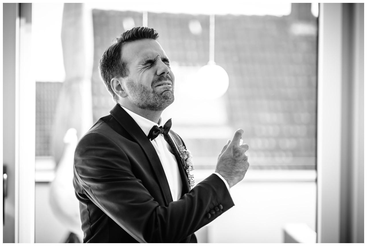 Hochzeit Seeblick Haltern Fotograf Heiraten Elegant  43 - Hochzeit im Seeblick in Haltern