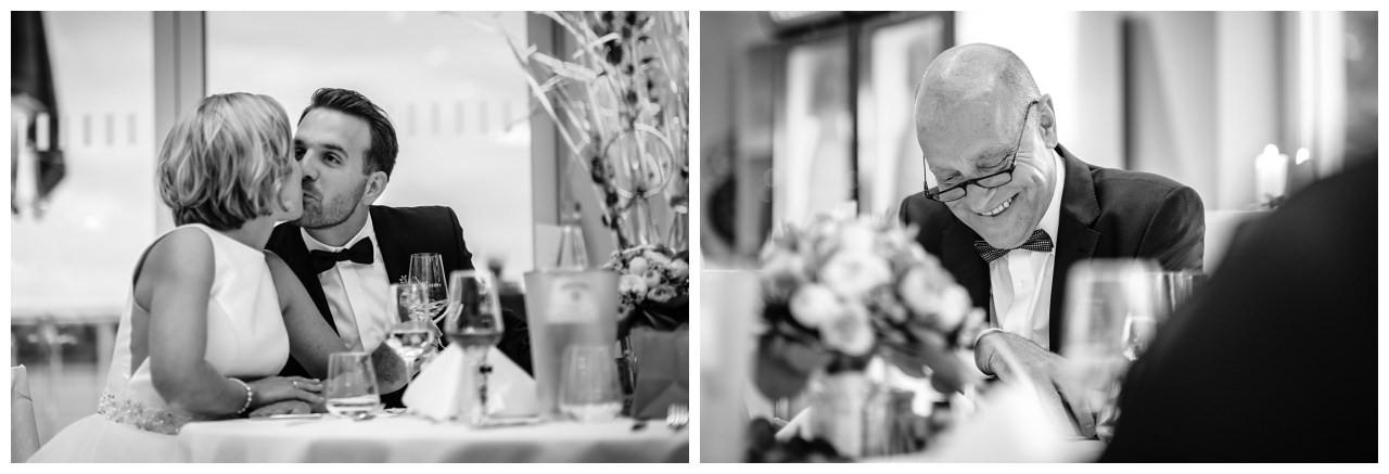 Hochzeit Seeblick Haltern Fotograf Heiraten Elegant  87 - Hochzeit im Seeblick in Haltern