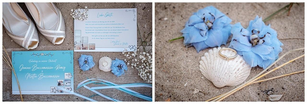 Hochzeit Tulum Noordwijk Heiraten Strand Holland Hochzeitsfotograf 1 - Hochzeit in Holland am Strand