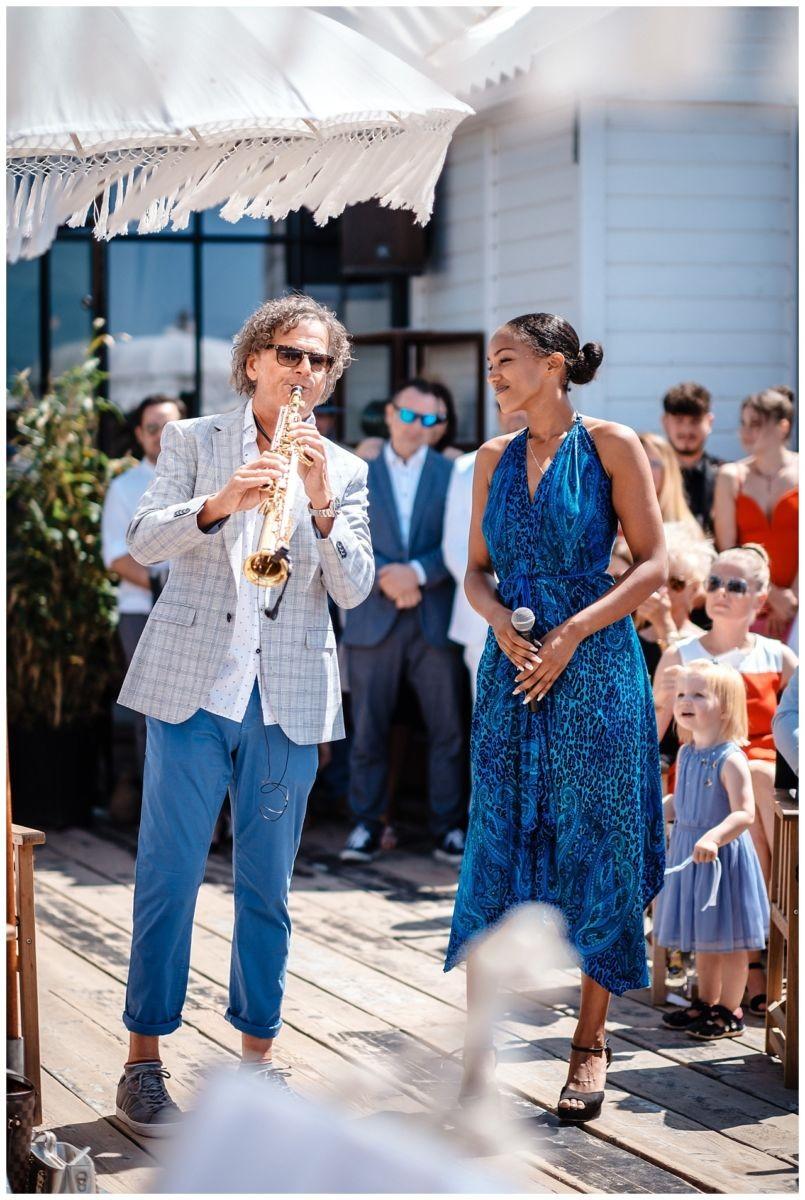 Hochzeit Tulum Noordwijk Heiraten Strand Holland Hochzeitsfotograf 26 - Hochzeit in Holland am Strand