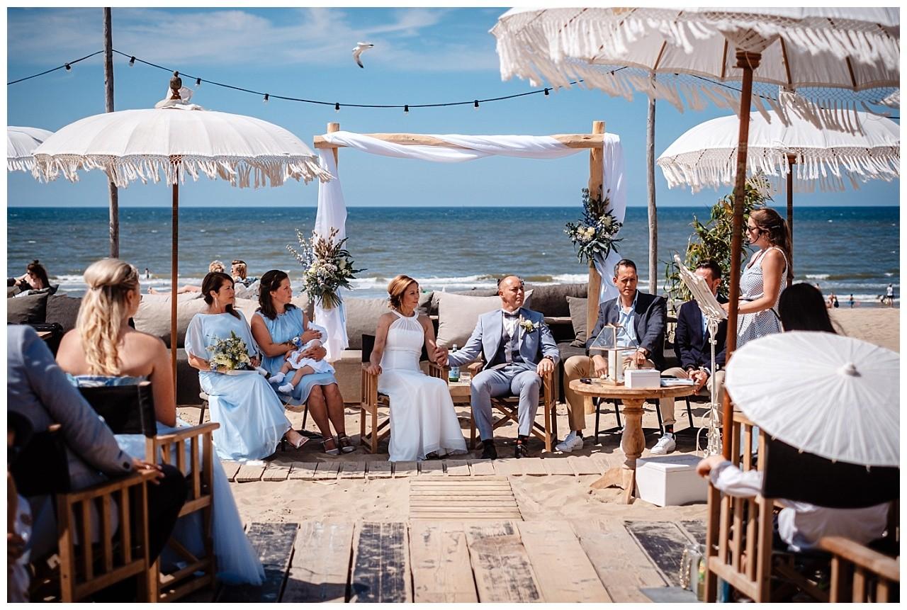 Hochzeit Tulum Noordwijk Heiraten Strand Holland Hochzeitsfotograf 31 - Hochzeit in Holland am Strand