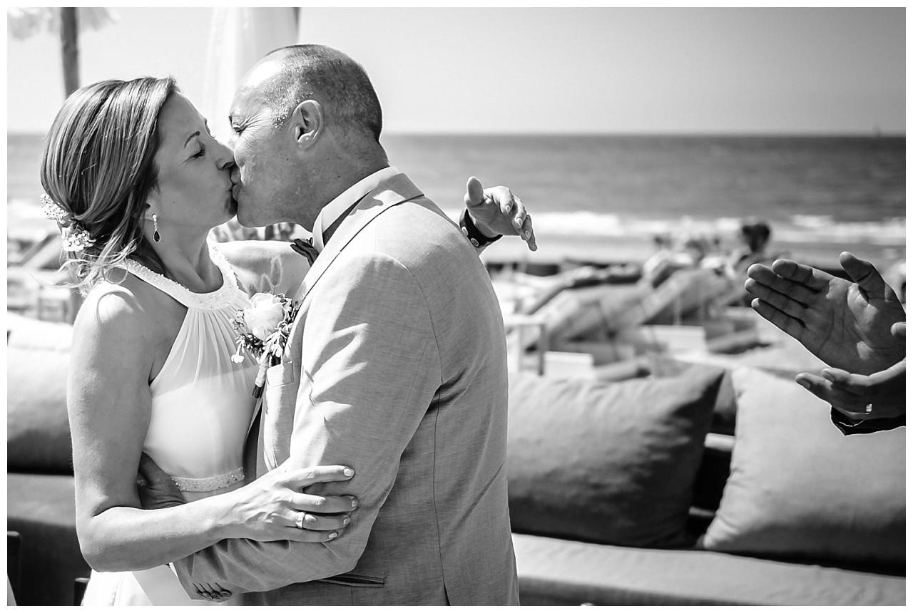 Hochzeit Tulum Noordwijk Heiraten Strand Holland Hochzeitsfotograf 34 - Hochzeit in Holland am Strand