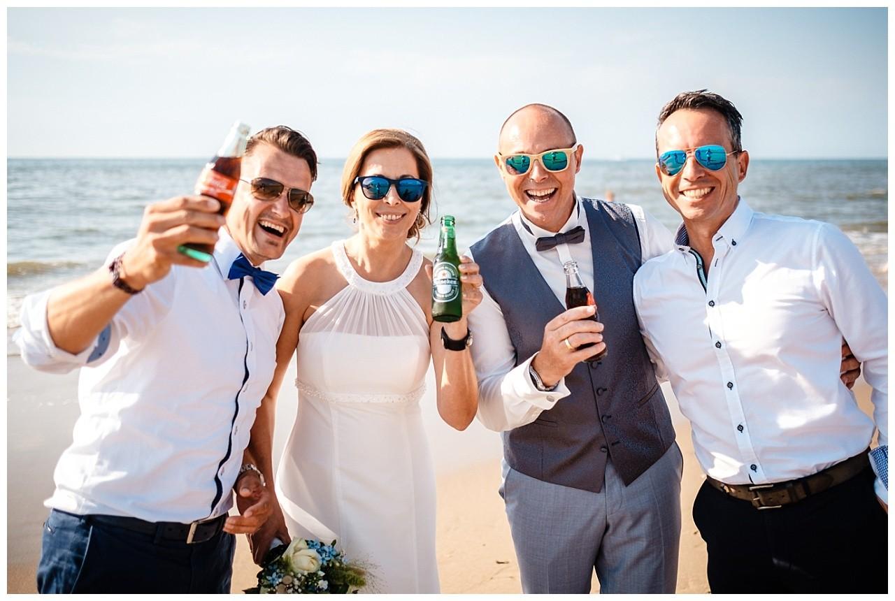 Hochzeit Tulum Noordwijk Heiraten Strand Holland Hochzeitsfotograf 55 - Hochzeit in Holland am Strand