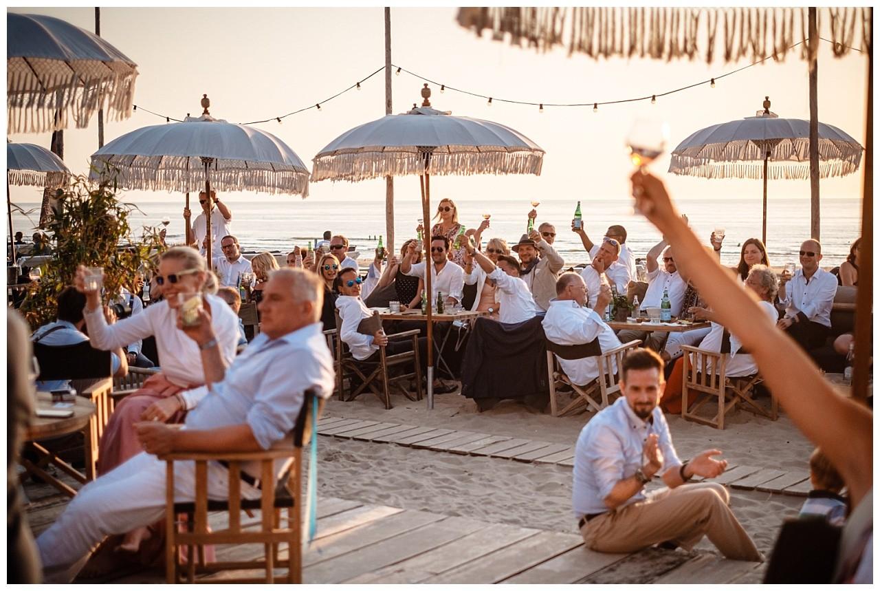 Hochzeit Tulum Noordwijk Heiraten Strand Holland Hochzeitsfotograf 61 - Hochzeit in Holland am Strand