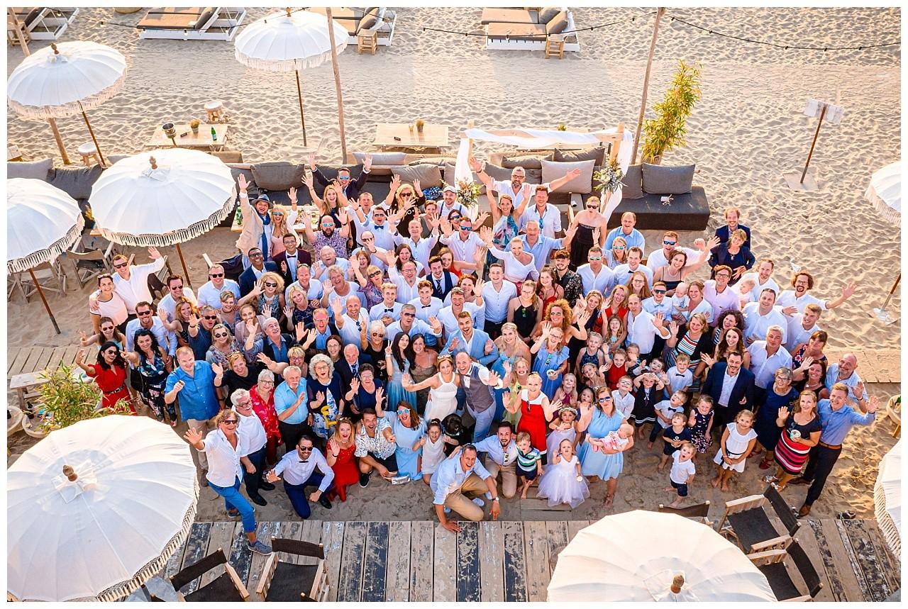 Hochzeit Tulum Noordwijk Heiraten Strand Holland Hochzeitsfotograf 64 - Hochzeit in Holland am Strand