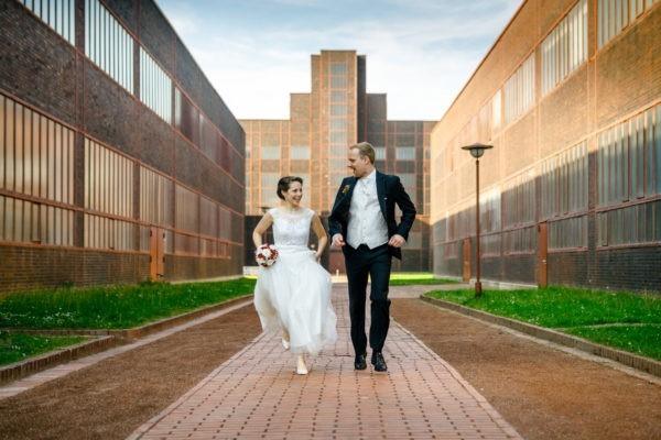 Hochzeit Zeche Zollverein Erich Brost Pavillon Heiraten Location Hochzeitslocation NRW Fotograf 32 600x400 - Hochzeitsfotograf NRW